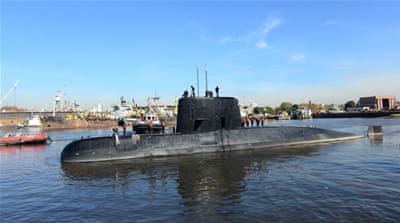 Concerns grow as Argentina intensifies submarine search