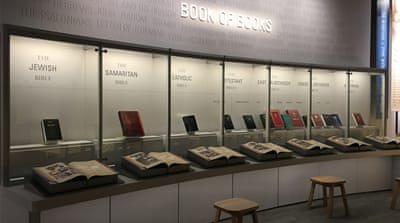 Does the new Bible Museum have an evangelical agenda?