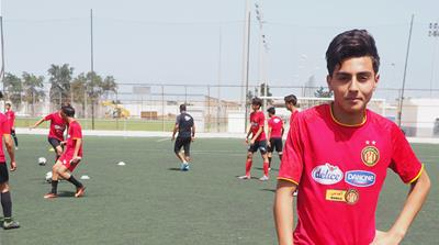 Khalil Melliti: 'My Tunisia is football'