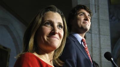 Canada's hypocritical 'feminist' foreign policy