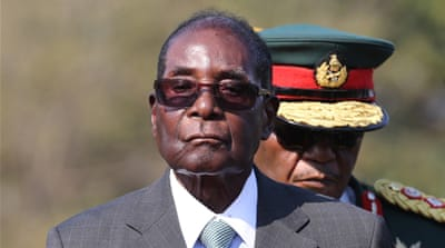 Mugabe summoned by parliament to explain diamond looting comment