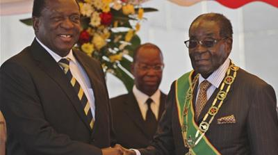 Post-Mugabe Zimbabwe will be someone else's fiefdom