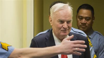 Mladic facing verdict over genocide during Bosnian War
