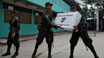 Hondurans vote in controversial presidential election