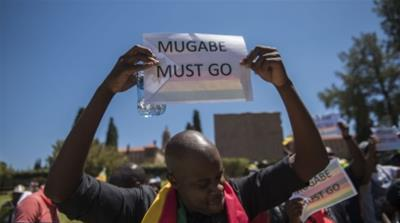 Mugabe impeached LP  [Getty Images]