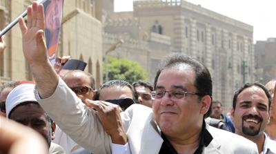 Egypt court drops citizenship case against Ayman Nour