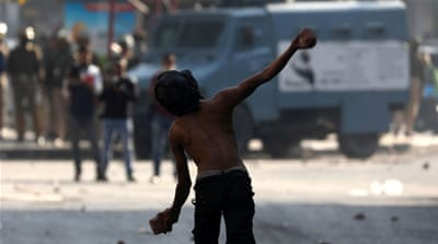 Kashmir: Amnesty for first-time stone-throwers
