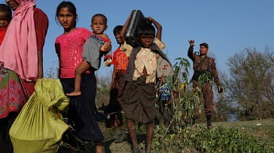 Rohingya return to Myanmar 'puts them in tiger's grasp'