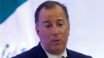 Meade to resign as Mexican presidential race looms