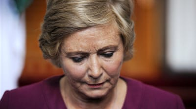 Frances Fitzgerald resigns to avoid 'unwelcome poll'
