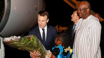 Macron tours Africa to 'reset' Francafrique relationship