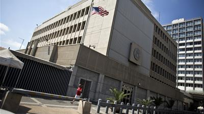 What a US embassy in Jerusalem means to Palestinians