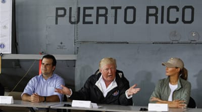 Puerto Rico crisis ongoing months after Hurricane Maria