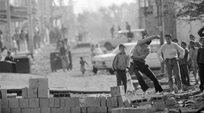 'Children of the stones': the day Palestine was reborn