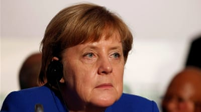 German president set to host new coalition talks