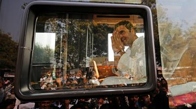 Why is Rahul Gandhi visiting so many Hindu temples?
