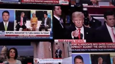 Trump TV: The Fox approach to bad Trump news