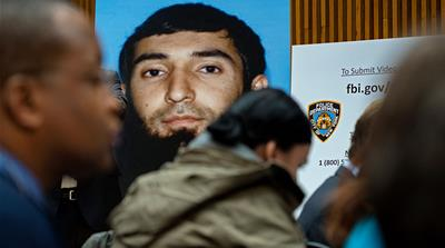 NYC attack: Is Central Asia a 'hotbed for extremism'?