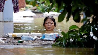 Scores killed in Vietnam floods as APEC summit begins