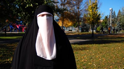 Quebec court extends suspension of law banning face veils