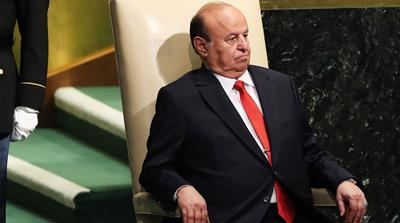 Yemeni President Hadi 'under house arrest' in Riyadh
