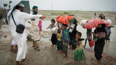 Rohingya Bangladesh story 101 East [Al Jazeera]