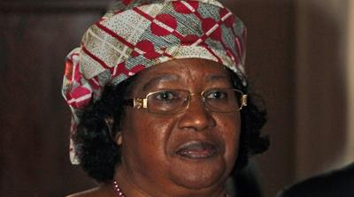 Joyce Banda: Africa is not poor