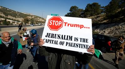 Will the US move its embassy in Israel to Jerusalem?