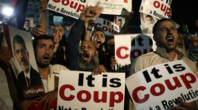 The 'alternative facts' of a coup
