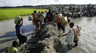 Rohingya crisis brings Turkey and Bangladesh closer