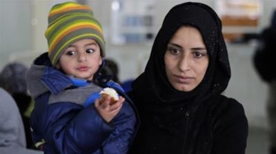 Lebanon: The Refugees' Midwife