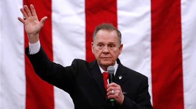 Alabama to vote in high stakes Senate race