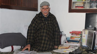 In Kashmir, a father's fight against forgetfulness