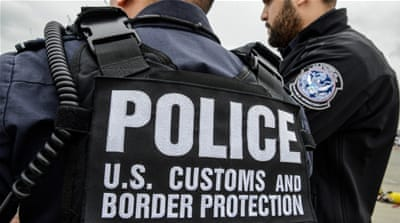 Canada granting US border agents 'expanded' powers