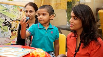 Listening to India's hearing impaired