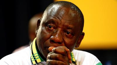 Can Cyril Ramaphosa save South Africa's ANC?