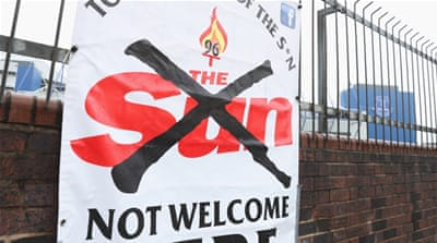 Half of UK sees The Sun tabloid as 'negative influence'