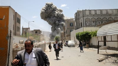 1,000 days of war in Yemen, 'land of blood and bombs'