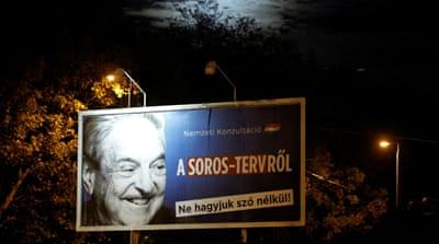 Hungary blasted over 'Stop Soros' bill targeting NGOs