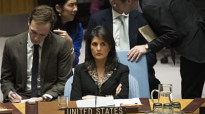 Why is the US squeezing the UN?