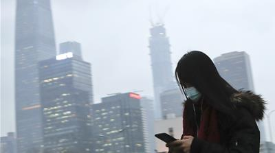 China's killer smog rolls in