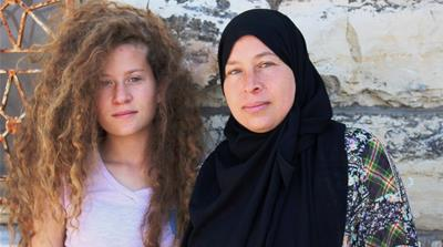 Ahed and Nariman Tamimi's detentions extended