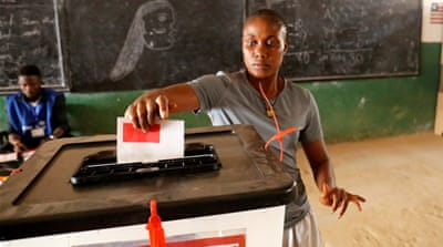 Is Liberia on a path to democratic power transition?