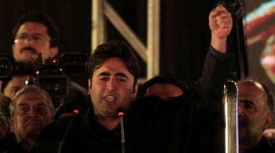 Bilawal Bhutto blames Musharraf for Benazir's death