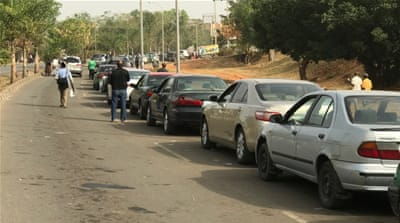 Nigeria fuel crisis spawns thriving black market