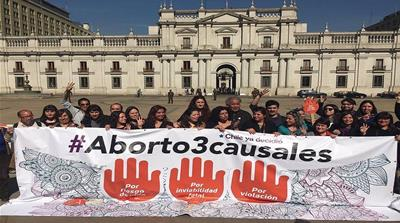 What will Pinera's win mean for Chile's abortion law?