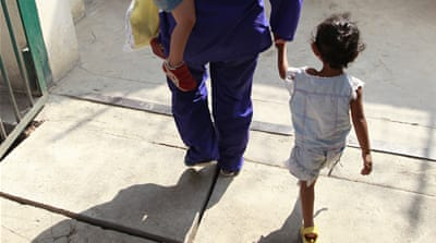 Locking up babies: Cambodia drug war ensnares children