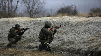 Eight dead as rebels storm Kashmir paramilitary camp