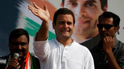 Rahul Gandhi set to take over as Congress party president