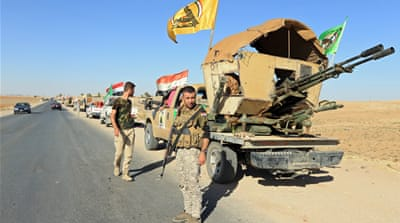 Iraqi VP 'baffled' by French demand to disband militia